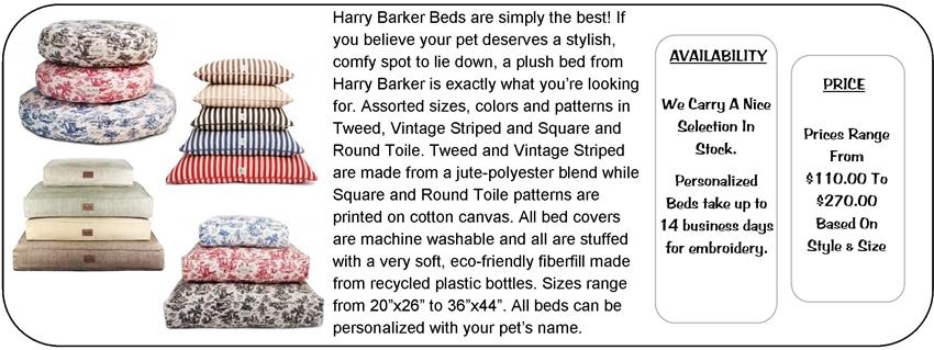 Barker Beds